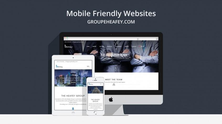 Heafey_Website